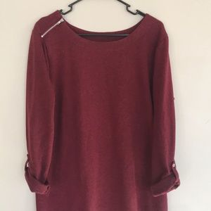 Merona Sweatshirt Dress
